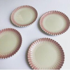 Anthropologie Dining - Set of 4 Anthropologie Appetizer plates